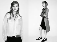 The Spell Of Fashion: ZARA A/W campaign woman  http://themariopersonalshopper.blogspot.com.es/2014/10/zara-aw-campaign-woman.html
