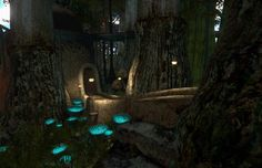 Myst II- Riven - jungle island But Is It Art, Adventure Games, Best Games, Planets, All About Time, Environment, Universe, Fandoms, Marvel