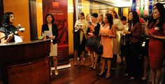 The Inspire Asia Pacific network held its second event on 30th October 2013 at the China Club, Hong Kong. More than 60 female leaders from across the region gathered for the evening, to discuss the keys to success for women in the workplace.