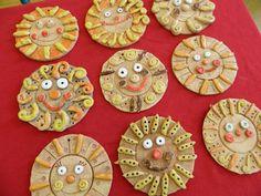 Pottery Mugs, Ceramic Pottery, Pottery Art, Art For Kids, Crafts For Kids, Pottery Lessons, Ceramic Mask, Kids Clay, Clay Art Projects