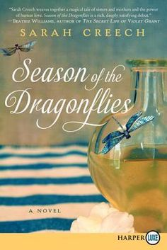 As beguiling as the novels of Alice Hoffman, Adriana Trigiani, Aimee Bender, and Sarah Addison Allen, Season of the Dragonflies is a story of flowers, sisters, practical magic, old secrets, and new love, set in the Blue Ridge Mountains.