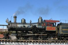 FWWR 2248   Description:    Photo Date:  2/11/2005  Location:  Fort Worth, TX   Author:  Ed McGinley  Categories:    Locomotives:  FWWR 2248(4-6-0)