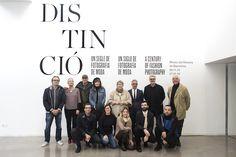 distincion un siglo de fotografia de moda, Museu del disseny de Barcelona, hasta el 27/03/2016