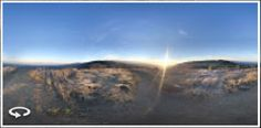 My Google Maps 360 Photo Sphere of Windy Hill, Portola Valley has more than 1000 views, check it out! http://bit.ly/1Wn0k7s