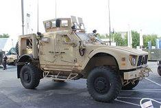 M-ATV Oshkosh MRAP all terrain wheeled armoured vehicle US army United States pictures technical data sheet description identification photos images véhicule blindé léger à roues tout terrain armée américaine Etats-Unis