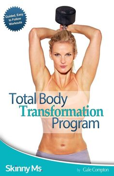 Are your weight loss goals on track? This guided, easy to follow program is perfect for shedding those extra pounds! It's the Skinny Ms. Total Body Transformation Program.