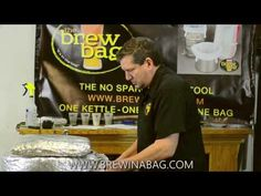 The Brew Bag instructions