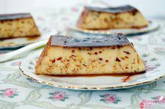 Mayte´s Sweet Factory: Flan de nata (al microondas)