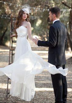 Daphne | Modern Vintage Bridal Dresses | Modern Vintage Bridal