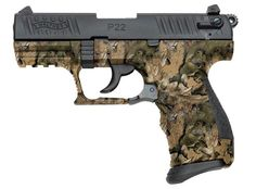 Walther P22 Leaf Camo