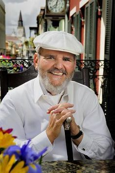 Chef Paul Prudhomme~Chef Paul learned to cook at his mothers knee. His strong curiosity of life & cultural customs motivated him to leave Louisiana in his early 20's & travel across the US to experience every culinary environment possible. Chef Paul learned to love, appreciate & blend the flavors of his younger years with those of many other cultures. In 1979 he opend K-Paul's Louisiana Kitchen® in New Orleans. He has had guest's from around the world.. Including me. The food is…
