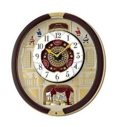 Amazon.com - SEIKO Melodies in Motion 24 Melodies Wall Clock - special collectors edition -