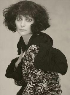 """The Lost Album of Marchesa Casati"". Tilda Swinton photographed as Marchesa…"