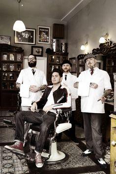 Barber shop...love it!