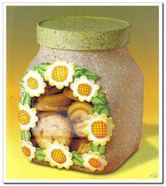 Envase decorado                                                                                                                                                      Mais