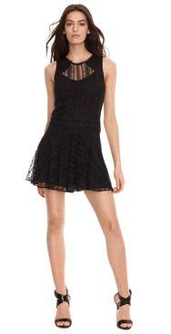 Lia Dress. Perfect little black dress! #AliRoStyle