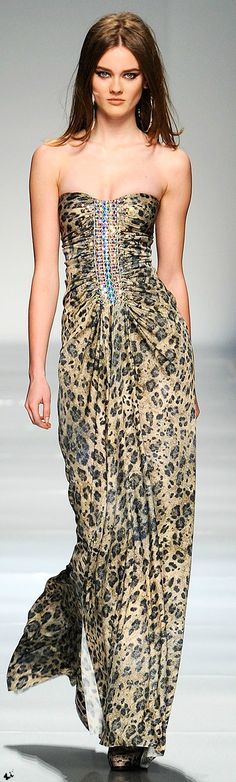 Blumarine | Fall 2012 Ready-to-Wear Collection | Jac