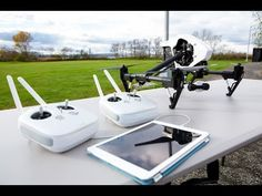 DJI Inspire:1 Real World Preview with 4k DRONE Footage