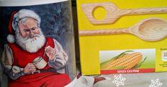 [G] Ieri pomeriggio ho pubblicato sulla pagina Facebook del blog, la foto dei chiudi pacco natalizi preparati insieme ai bambini qualche giorno fa. Ebbene l'entusiasmo dimostrato e la richiesta di maggiori informazioni mi ha convinto a scrivere questo post con la ricetta della pasta modellabile al bicarbonato. Purtroppo non ho foto della preparazione della pasta, ma vi lascio il riferimento al post di Country Kitty, dal quale ho preso anche io la ricetta aumentando le dosi. Troverete foto...