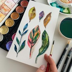 Watercolor Art by Design Team Member Anna. You can find her at @dearannart Click to see all our watercolor products. #artphilosophy #primamarketinginc #brandambassador #watercolor #art #artist #painting #artwork #creative #watercolorart #watercolorpainting #arteducation #painting #watercolourpainting #watercolorist #watercolorartist #watercolorart #watercolour #howtopaint #dailyart