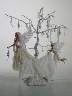 lovely faerie work of Kathleen Engelen
