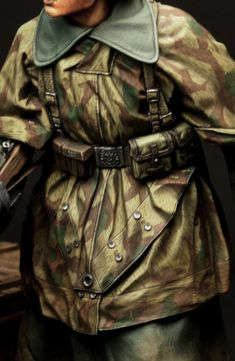 Military Figures, Military Diorama, Military Art, Military Jacket, Ww2 Uniforms, Military Uniforms, Tank Armor, Plastic Model Cars, Military Modelling