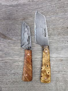Custom Handmade and Brut de forge knives by Igor Kampman from the Netherlands. Kampman knives are rustique workers with character usable for bushcraft, hunting, survival and in the kitchen.                                                                                                                                                                                 More