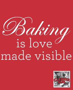 Words we believe in! #baking #quote #inspiration