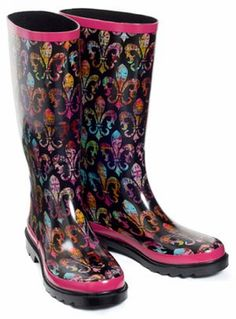 Fleurty Girl :: Bywater2 Rainboots