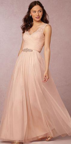 Blush beauty >> BHLDN