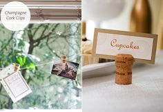 6 Clever Engagement Party DIY Projects via @The Knot Photo: Nissa Nicole Photography