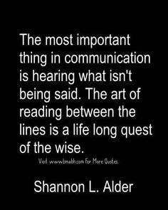 http://www.bmabh.com/communication-quotes/.  Inspiring Communication Quotes