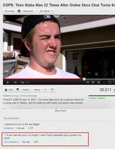 The 25 Funniest YouTube Comments Of The Year