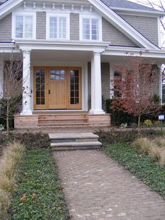 Craftsman Exterior Design, Pictures, Remodel, Decor and Ideas - page 19