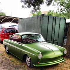 Custom Notchback with Fastback top Vw Variant, Volkswagen Type 3, Hot Vw, Vw Classic, Vw Vintage, Vw Cars, Belle Photo, Cool Cars, Dream Cars