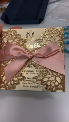 Plentiful tracked quinceanera party planning Repeat your order Quince Invitations, Glitter Wedding Invitations, Quinceanera Invitations, Gold Wedding Invitations, Wedding Cards, Sweet 15 Invitations, Party Invitations, Quinceanera Planning, Quinceanera Decorations