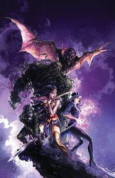 Drawing Dc Comics Justice League Dark Comic Issue 5 Limited Variant Modern Age First Print 2019 DC - Dc Comics Characters, Dc Comics Art, Batman Comics, Justice League Dark, Marvel E Dc, Still Picture, Dc Heroes, Manga, Comic Character