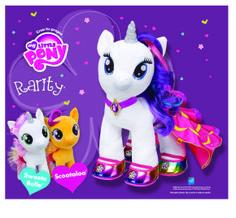 Nuevas integrantes de My Little Pony en Build-A-Bear Workshop Ponies, Sonic The Hedgehog, Random, Toys, Character, Stickers, Plush, Party, Pony