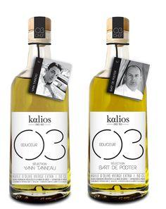 Kalios 03 douceur   Kalios - Les huiles d'olives des Chefs