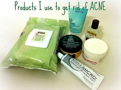 how to get rid of stubborn acne