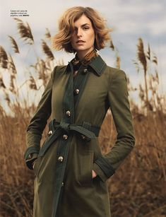 Fearless and Fashionable: Jacquetta Wheeler for Vogue Portugal April 2015