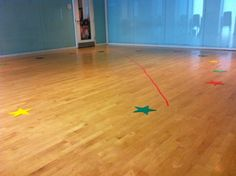 Creating structure in Preschool Dance Classes