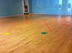 Creating structure in Preschool Dance Classes