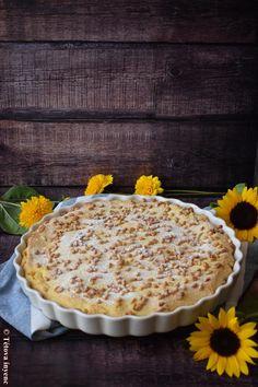Torta delle nonna-a toszkán nagymamák pitéje | Tétova ínyenc Food And Drink, Bread, Cookies, Baking, Sweet, Desserts, Recipes, Food Cakes, Brot
