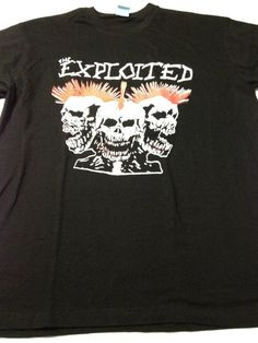 T-Shirt The Exploited