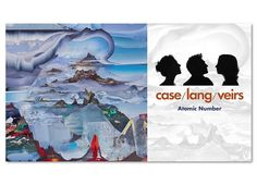 "Here's an interesting bit on how k.d. lang Neko Case and Laura Veirs came to select artist Elliott Green's painting as the cover image of their collaborative album. . ""One of the things that is immediately memorable about the new case/lang/veirs album is the artwork that graces the cover. The artist behind the stunning mountain waterfall scene is New York-based painter Elliott Green who singer k.d. lang says she discovered by chance while browsing her Instagram feed."" . Read more here…"