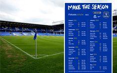 Everton Wallpapers HD