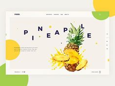 Logo inspiration:  Food Web by Giga Tamarashvili   Hire top quality creatives to grow your business at Twine. Twine can help you get a web design, web inspiration, website design, logo, graphic design, branding, ux design, ui design and more.