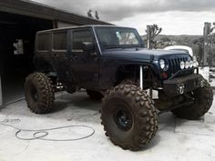 Don't mess with this Jeep Wrangler...