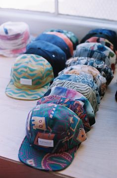 5 panel hats // Ripndip
